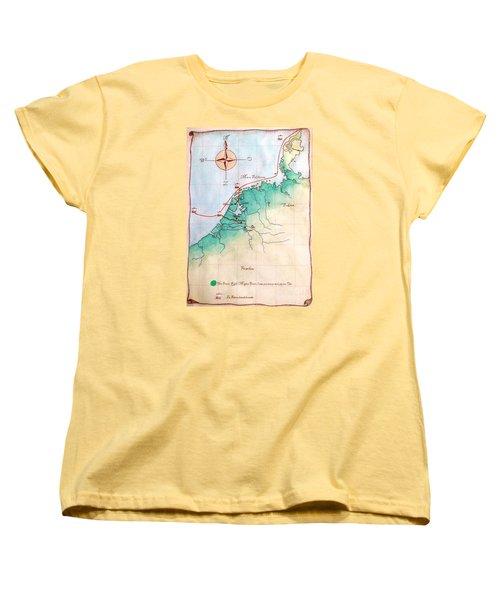 Magna Frisia- Frisian Kingdom Women's T-Shirt (Standard Cut)