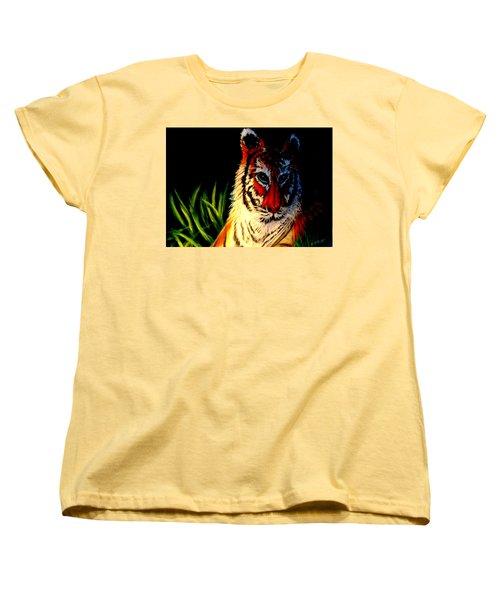 I A M 5 Women's T-Shirt (Standard Cut) by Antonia Citrino