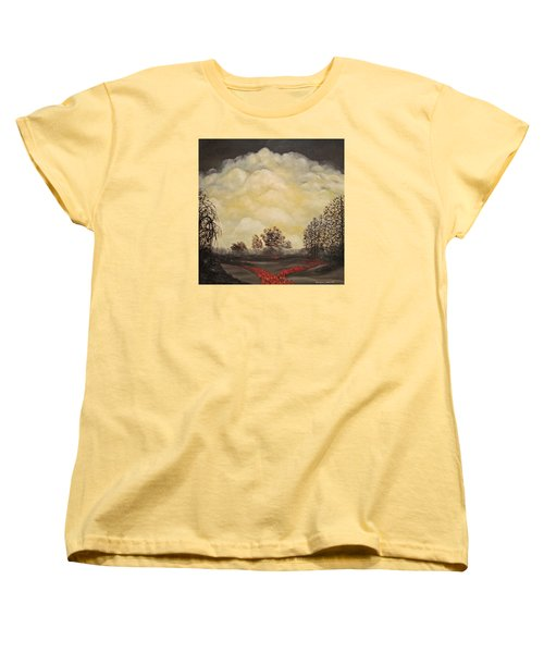 I Had A Dream Women's T-Shirt (Standard Cut) by John Stuart Webbstock