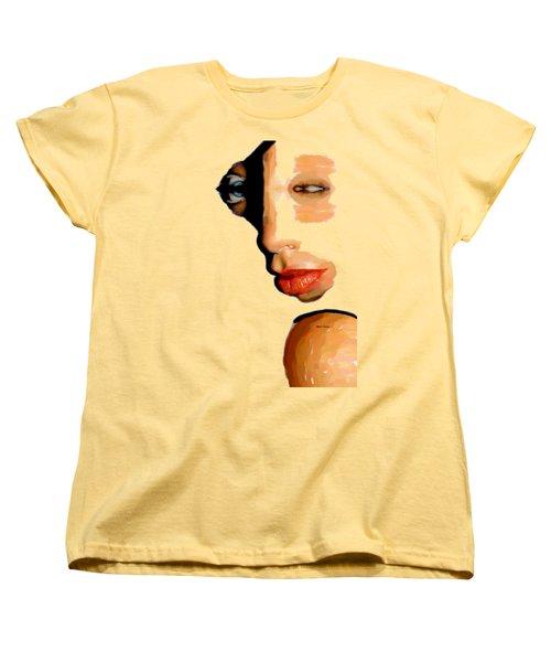 I See You Women's T-Shirt (Standard Cut) by Rafael Salazar