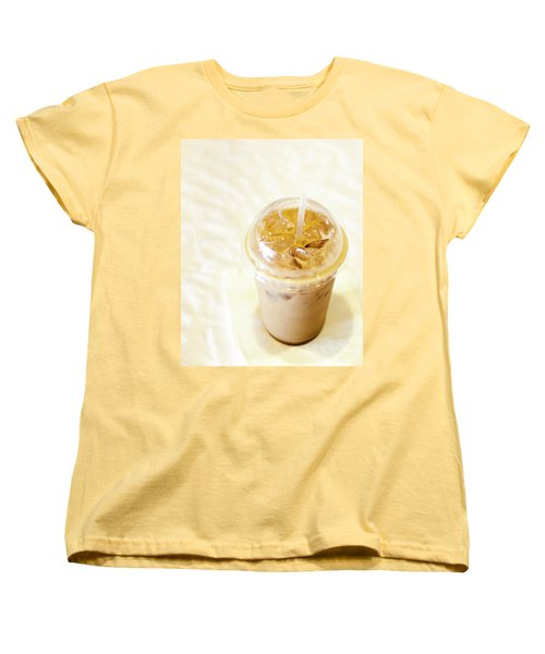Iced Coffee 1 Women's T-Shirt (Standard Cut)