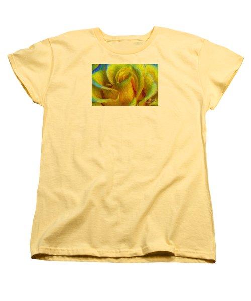 In Memory Of Vincent Women's T-Shirt (Standard Cut) by John  Kolenberg