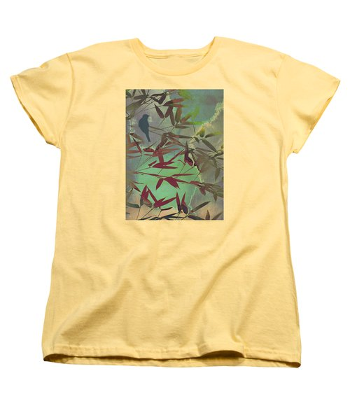 In The Bamboo Forest Women's T-Shirt (Standard Fit)