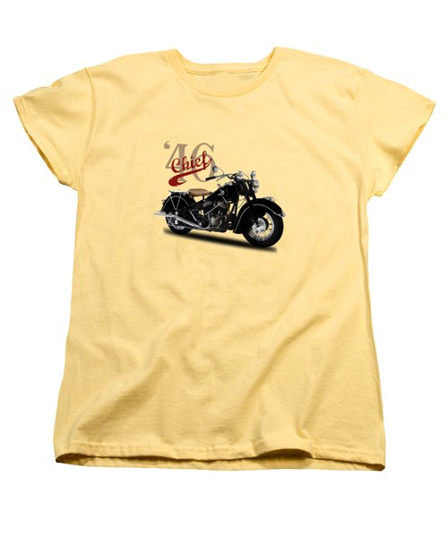 Indian Chief 1946 Women's T-Shirt (Standard Fit)