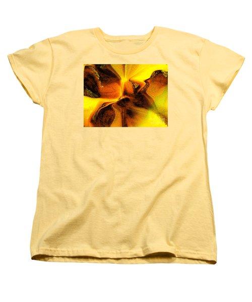 Inner Changes Women's T-Shirt (Standard Cut) by Yul Olaivar