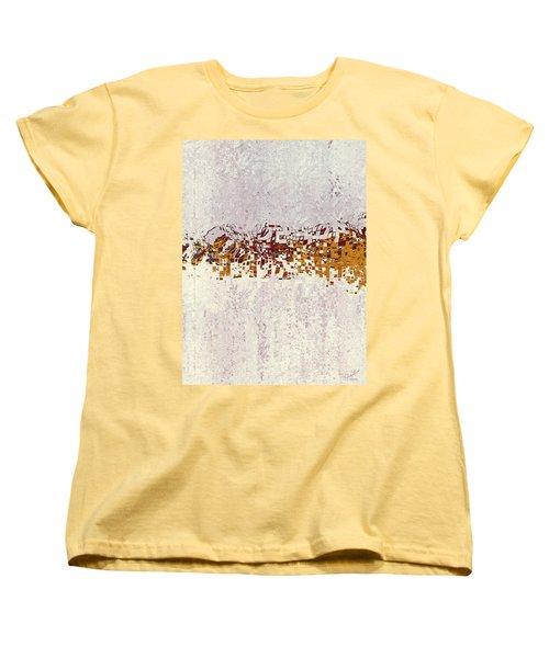 Insync 2 Women's T-Shirt (Standard Cut) by The Art Of JudiLynn