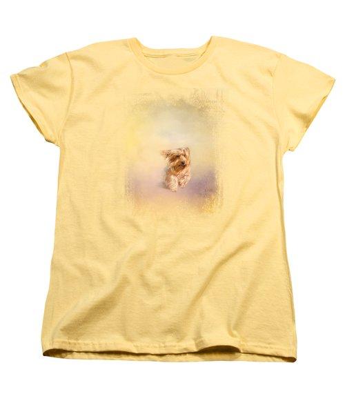 Into The Wind Women's T-Shirt (Standard Cut)