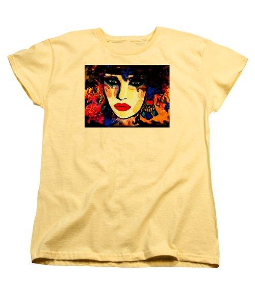 Josephine Women's T-Shirt (Standard Cut) by Natalie Holland