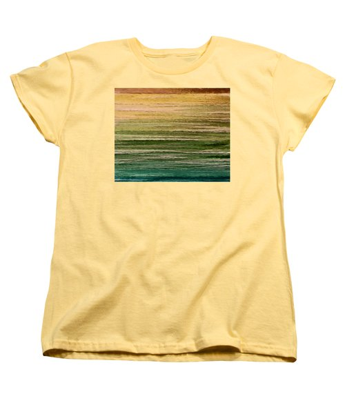 Lake Women's T-Shirt (Standard Cut) by Ely Arsha