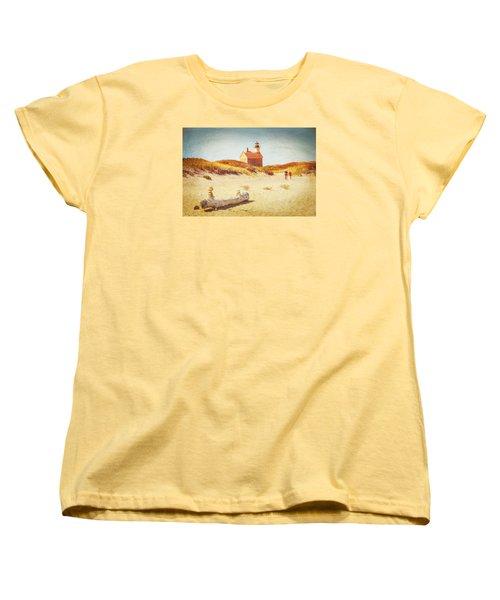 Lifes Journey Women's T-Shirt (Standard Cut)