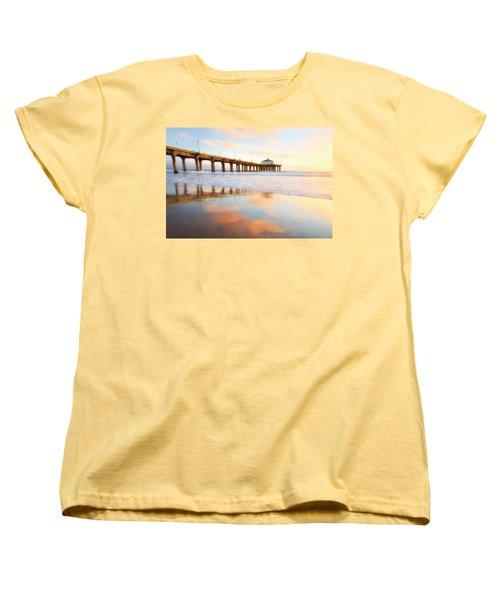 Light Reflections Women's T-Shirt (Standard Cut) by Nicki Frates