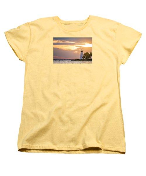 Lighting The Way Women's T-Shirt (Standard Cut)