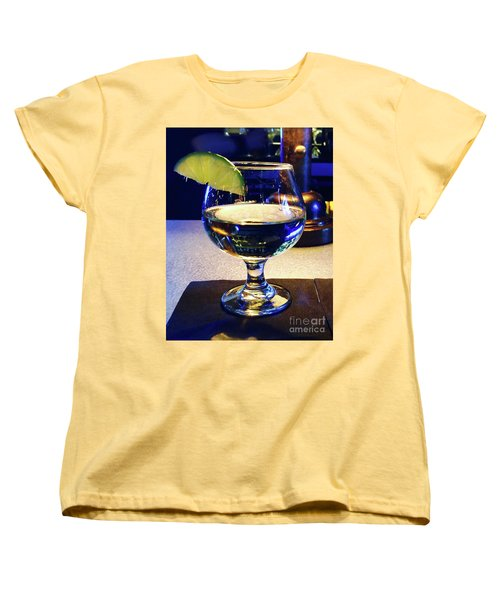 Liquid Sunshine Women's T-Shirt (Standard Cut) by Megan Cohen