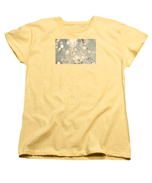 Women's T-Shirt (Standard Cut) featuring the photograph Living Water by The Art Of Marilyn Ridoutt-Greene