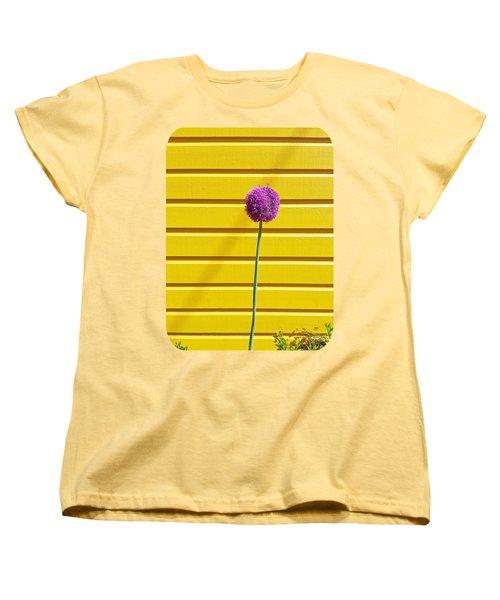 Lollipop Head Women's T-Shirt (Standard Cut) by Ethna Gillespie