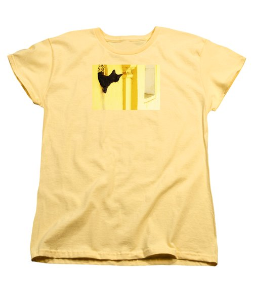 Looking For Mouse Women's T-Shirt (Standard Cut) by Prakash Ghai