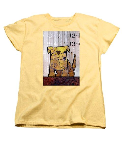 Loyal Women's T-Shirt (Standard Cut) by Joan Ladendorf