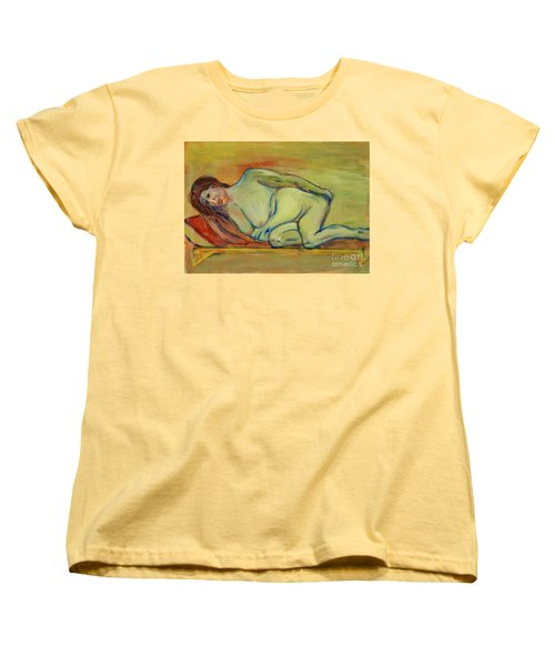 Lucien Who? Women's T-Shirt (Standard Cut) by Paul McKey