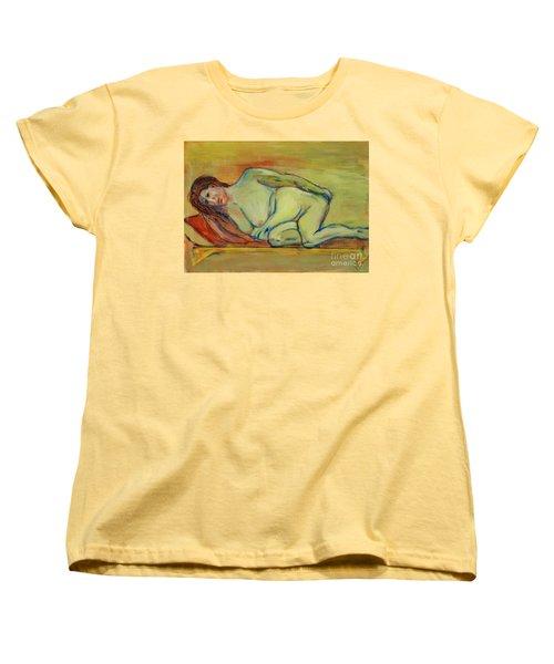 Lucien Who? Women's T-Shirt (Standard Cut)