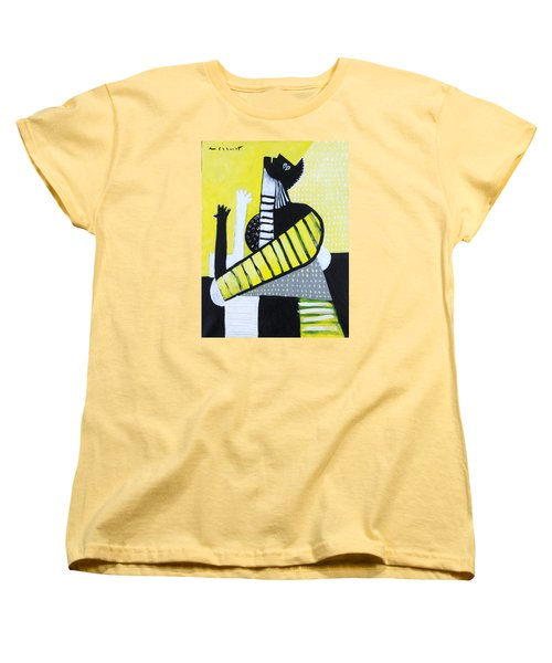 Lux No. 3  Women's T-Shirt (Standard Cut)