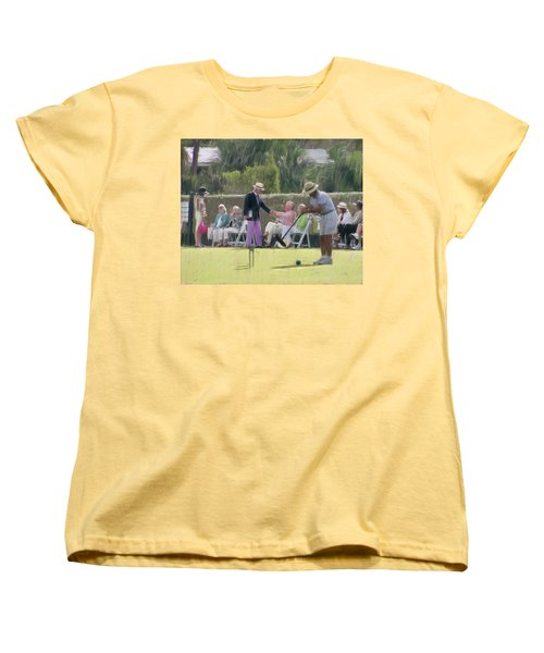 Match Final Women's T-Shirt (Standard Cut)
