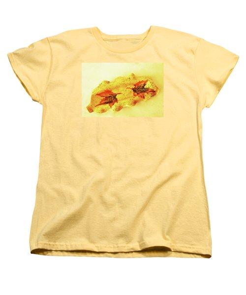 Mini Long Bowl Women's T-Shirt (Standard Cut) by Itzhak Richter