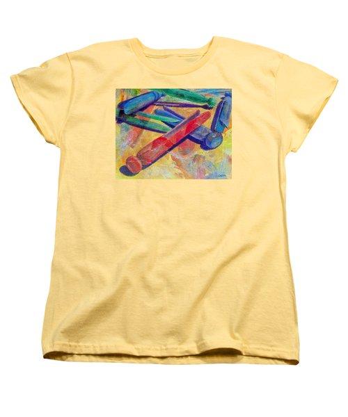 Mom's Wash Day Women's T-Shirt (Standard Cut)