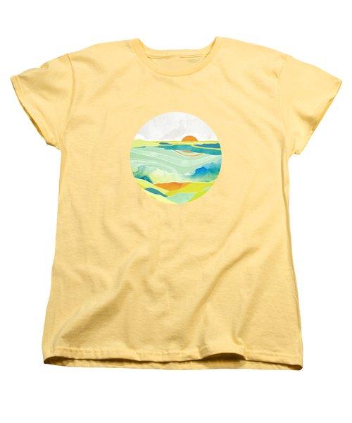 Moss Hills Women's T-Shirt (Standard Fit)
