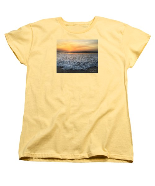 Moving In Women's T-Shirt (Standard Cut) by LeeAnn Kendall
