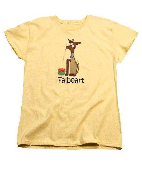 My Applehead Chiwawa Women's T-Shirt (Standard Cut) by Anthony Falbo