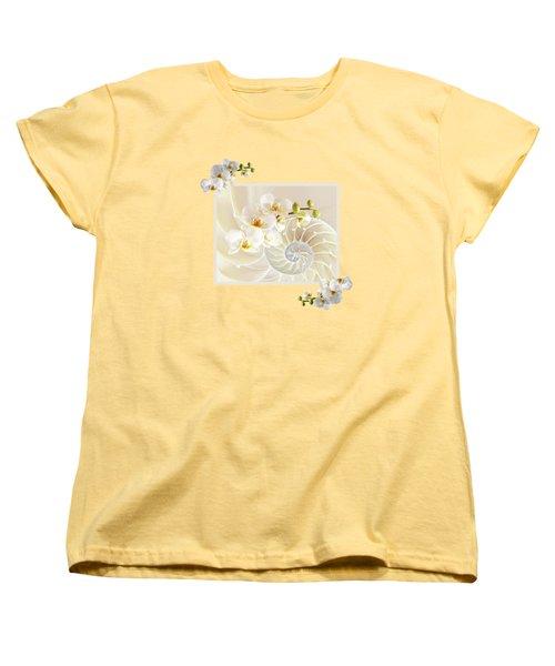 Natural Fusion Women's T-Shirt (Standard Cut) by Gill Billington