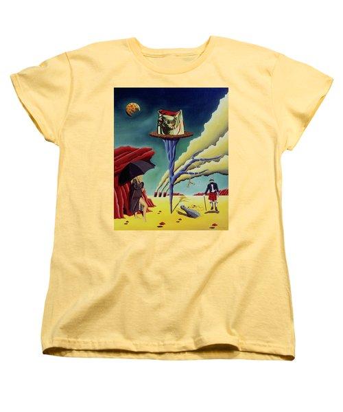New Beginings Women's T-Shirt (Standard Cut)