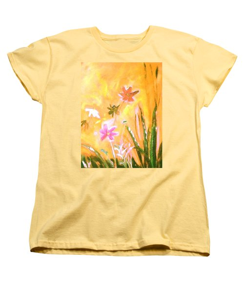 New Daisies Women's T-Shirt (Standard Cut)