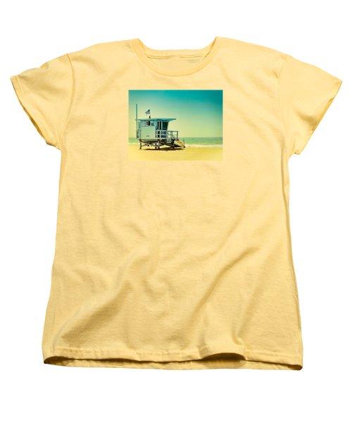 No 16 - Wish You Were Here Women's T-Shirt (Standard Cut) by Douglas MooreZart