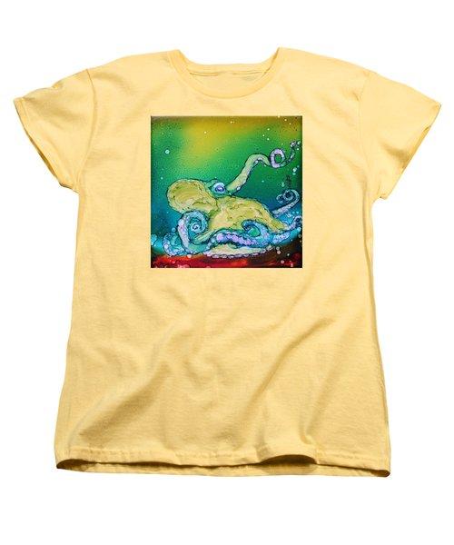 No Bones About It Women's T-Shirt (Standard Cut) by Ruth Kamenev
