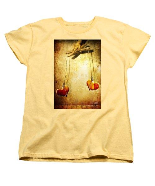 Not Meant To Be... Women's T-Shirt (Standard Cut) by Jacky Gerritsen