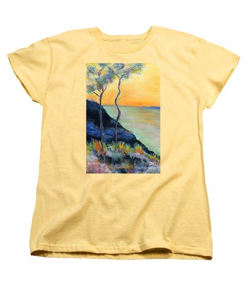 Ode To Monet Women's T-Shirt (Standard Cut)