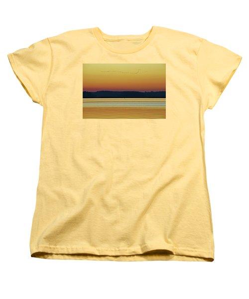 Off To Florida Women's T-Shirt (Standard Cut) by William Bartholomew