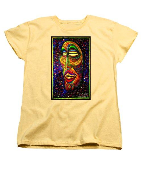 Ol' Funny Face Women's T-Shirt (Standard Cut) by Kelly Awad