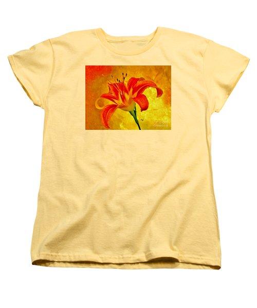 One Tigerlily Women's T-Shirt (Standard Cut)
