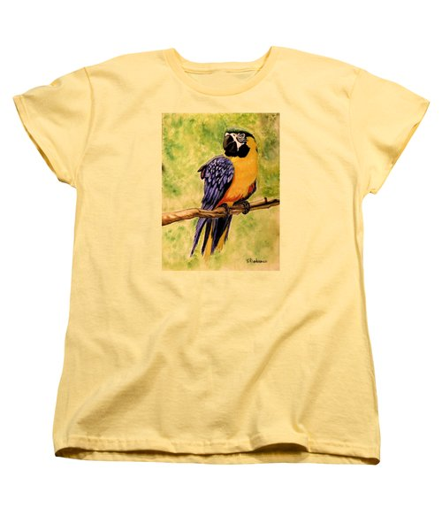 Parrot Women's T-Shirt (Standard Cut)
