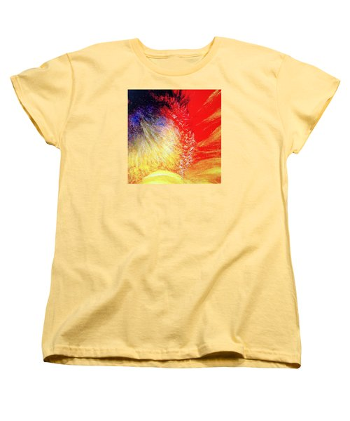 Passions From Within Women's T-Shirt (Standard Cut) by Antonia Citrino