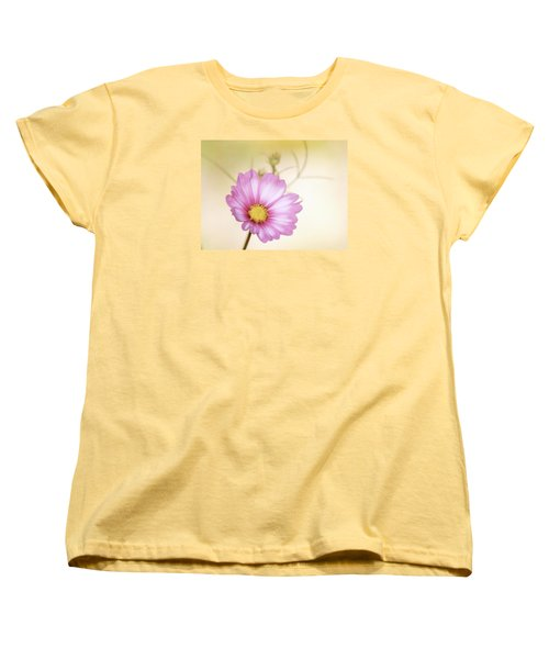 Pastel Petals Women's T-Shirt (Standard Cut) by MTBobbins Photography