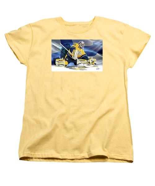 Peksi Women's T-Shirt (Standard Cut) by Don Olea