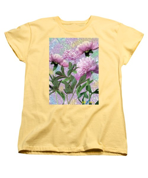 Peonies 6 Women's T-Shirt (Standard Cut)