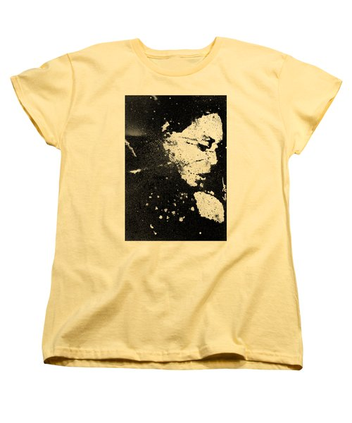 Perfect Pitch Black Women's T-Shirt (Standard Fit)