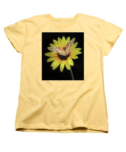 Perfect Timing Women's T-Shirt (Standard Cut) by Elaine Malott