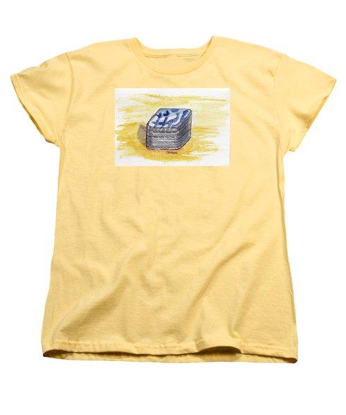 Pill Box Women's T-Shirt (Standard Cut)