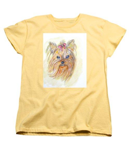 Pretty Girl Women's T-Shirt (Standard Cut)
