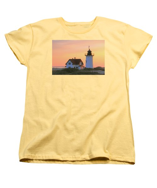 Race Point Light Women's T-Shirt (Standard Cut) by Roupen  Baker